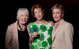 Alison Steadman, Maureen Lipman and Patricia Hodge