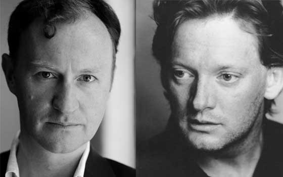 Mark Gatiss and Douglas Henshall
