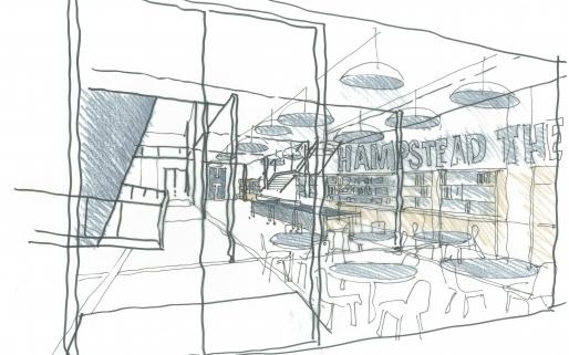 Foyer Sketch 2