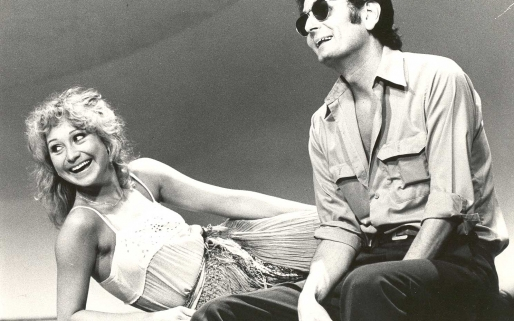 Felicity-Kendal-and-Paul-Chapman-in-Clouds,-1976,-Duke-of-York's-Theatre.jpg
